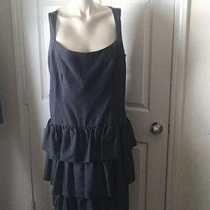 Isaac Mizrahi Black Dress